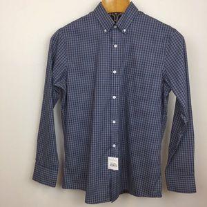 Nordstrom long sleeve shirt NON-IRON button down